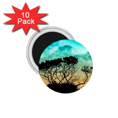 Trees Branches Branch Nature 1 75  Magnets (10 Pack)  by Celenk