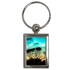Trees Branches Branch Nature Key Chains (rectangle)  by Celenk