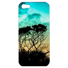 Trees Branches Branch Nature Apple Iphone 5 Hardshell Case by Celenk