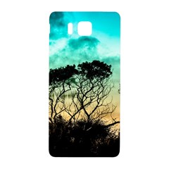 Trees Branches Branch Nature Samsung Galaxy Alpha Hardshell Back Case by Celenk