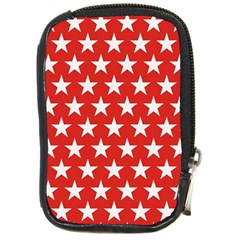 Star Christmas Advent Structure Compact Camera Cases by Celenk