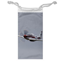 P 51 Mustang Flying Jewelry Bag by Ucco