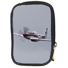 P 51 Mustang Flying Compact Camera Cases by Ucco