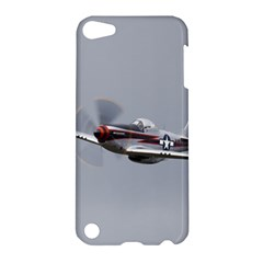 P 51 Mustang Flying Apple Ipod Touch 5 Hardshell Case by Ucco