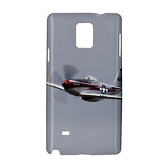 P 51 Mustang Flying Samsung Galaxy Note 4 Hardshell Case by Ucco