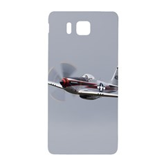 P 51 Mustang Flying Samsung Galaxy Alpha Hardshell Back Case by Ucco
