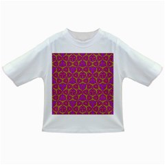 Sacred Geometry Hand Drawing Infant/toddler T Shirts by Cveti