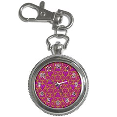 Sacred Geometry Hand Drawing Key Chain Watches by Cveti