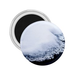 Ice, Snow And Moving Water 2 25  Magnets by Ucco