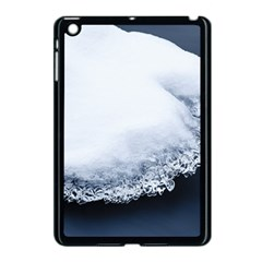 Ice, Snow And Moving Water Apple Ipad Mini Case (black) by Ucco