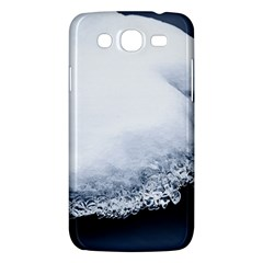 Ice, Snow And Moving Water Samsung Galaxy Mega 5 8 I9152 Hardshell Case  by Ucco
