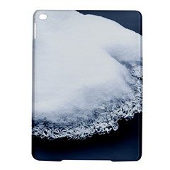 Ice, Snow And Moving Water Ipad Air 2 Hardshell Cases by Ucco