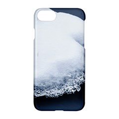 Ice, Snow And Moving Water Apple Iphone 7 Hardshell Case