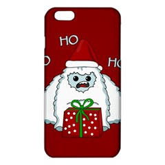 Yeti Xmas Iphone 6 Plus/6s Plus Tpu Case by Valentinaart