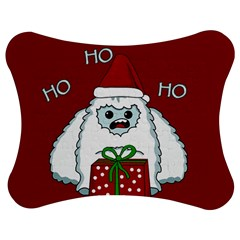 Yeti Xmas Jigsaw Puzzle Photo Stand (bow) by Valentinaart