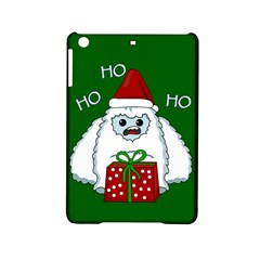 Yeti Xmas Ipad Mini 2 Hardshell Cases by Valentinaart