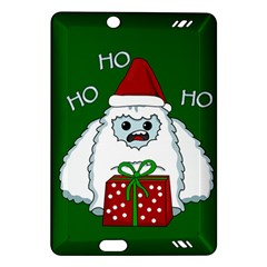 Yeti Xmas Amazon Kindle Fire Hd (2013) Hardshell Case by Valentinaart