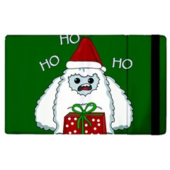 Yeti Xmas Apple Ipad Pro 12 9   Flip Case by Valentinaart