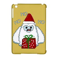 Yeti Xmas Apple Ipad Mini Hardshell Case (compatible With Smart Cover) by Valentinaart