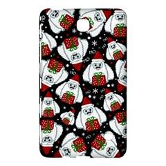 Yeti Xmas Pattern Samsung Galaxy Tab 4 (8 ) Hardshell Case  by Valentinaart