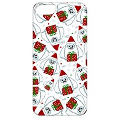 Yeti Xmas Pattern Apple Iphone 5 Classic Hardshell Case by Valentinaart