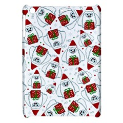 Yeti Xmas Pattern Apple Ipad Mini Hardshell Case by Valentinaart