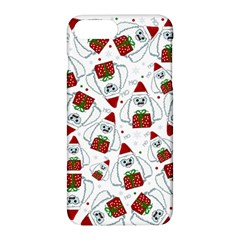 Yeti Xmas Pattern Apple Iphone 8 Plus Hardshell Case