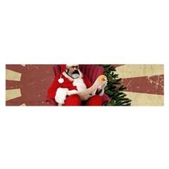 Karl Marx Santa  Satin Scarf (oblong) by Valentinaart