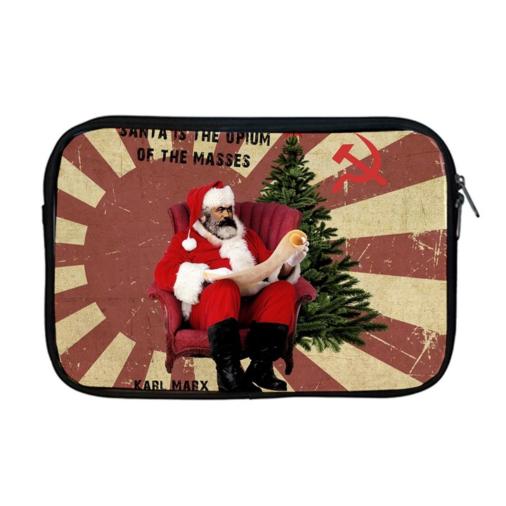 Karl Marx Santa  Apple MacBook Pro 17  Zipper Case