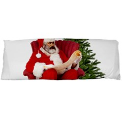 Karl Marx Santa  Body Pillow Case Dakimakura (two Sides) by Valentinaart