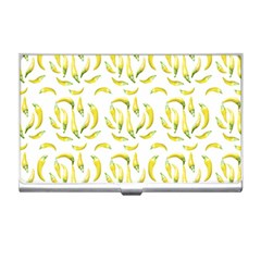 Chilli Pepers Pattern Motif Business Card Holders by dflcprints