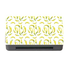 Chilli Pepers Pattern Motif Memory Card Reader With Cf by dflcprints