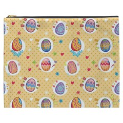 Fun Easter Eggs Cosmetic Bag (xxxl)  by allthingseveryone