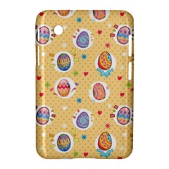 Fun Easter Eggs Samsung Galaxy Tab 2 (7 ) P3100 Hardshell Case  by AllThingsEveryone
