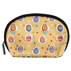 Fun Easter Eggs Accessory Pouches (large)