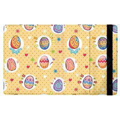 Fun Easter Eggs Apple Ipad Pro 9 7   Flip Case by allthingseveryone