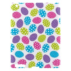 Polka Dot Easter Eggs Apple Ipad 3/4 Hardshell Case by allthingseveryone