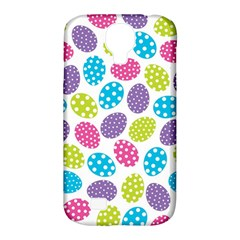 Polka Dot Easter Eggs Samsung Galaxy S4 Classic Hardshell Case (pc+silicone) by AllThingsEveryone