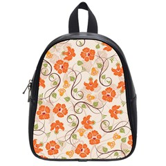Honeysuckle Delight School Bag (small) by allthingseveryone