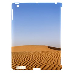 Desert Dunes With Blue Sky Apple Ipad 3/4 Hardshell Case (compatible With Smart Cover) by Ucco