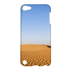 Desert Dunes With Blue Sky Apple Ipod Touch 5 Hardshell Case by Ucco