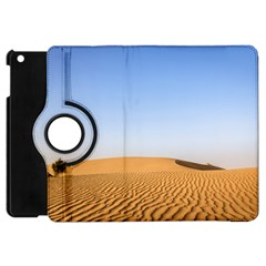 Desert Dunes With Blue Sky Apple Ipad Mini Flip 360 Case by Ucco