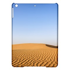 Desert Dunes With Blue Sky Ipad Air Hardshell Cases by Ucco