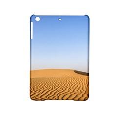 Desert Dunes With Blue Sky Ipad Mini 2 Hardshell Cases by Ucco