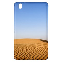 Desert Dunes With Blue Sky Samsung Galaxy Tab Pro 8 4 Hardshell Case by Ucco