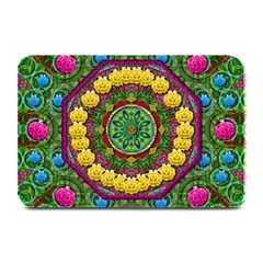 Bohemian Chic In Fantasy Style Plate Mats by pepitasart