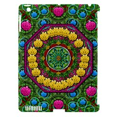 Bohemian Chic In Fantasy Style Apple Ipad 3/4 Hardshell Case (compatible With Smart Cover) by pepitasart