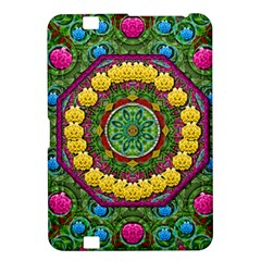Bohemian Chic In Fantasy Style Kindle Fire Hd 8 9  by pepitasart