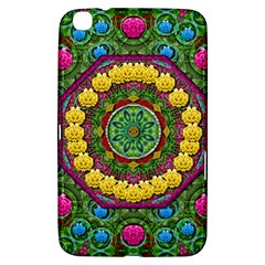 Bohemian Chic In Fantasy Style Samsung Galaxy Tab 3 (8 ) T3100 Hardshell Case  by pepitasart