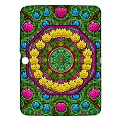 Bohemian Chic In Fantasy Style Samsung Galaxy Tab 3 (10 1 ) P5200 Hardshell Case  by pepitasart